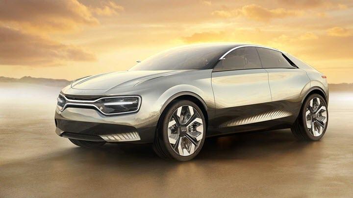 Siêu xe điện của Kia: tăng tốc 100 km/h chỉ trong 3 giây, Tesla Model S ngậm ngùi hít khói