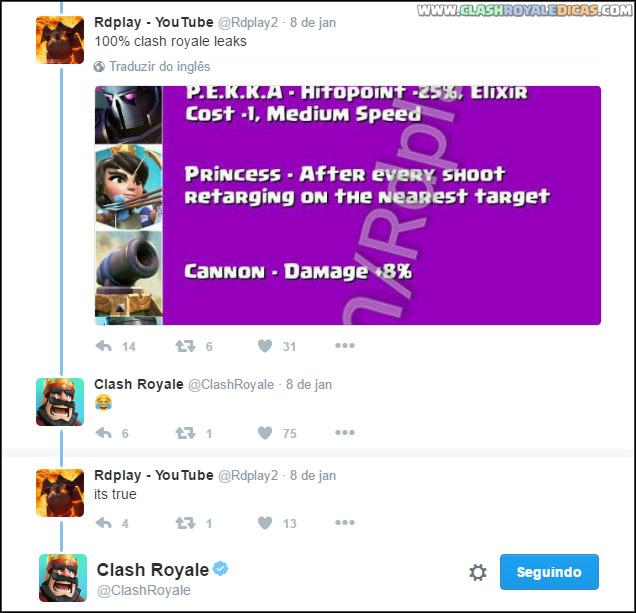 Supercell fala sobre falso balanceamento e veja o novo ícone de aniversário do Royale - 1