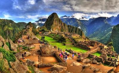 Machu Picchu, Machu Picchu en Instragram, 30 lugares más fotografiados de Instagram