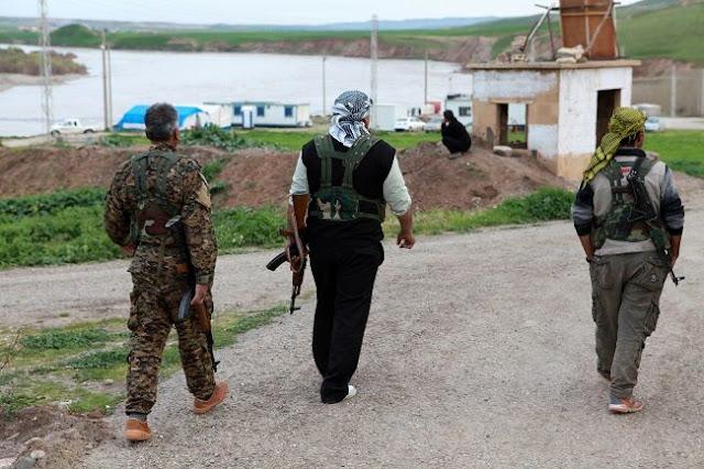 Οι Κούρδοι προετοιμάζονται για αντίσταση διαρκείας στην τουρκική εισβολή