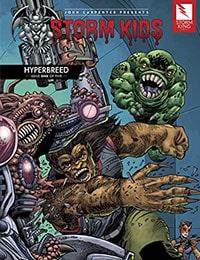 John Carpenter Presents Storm Kids: Hyperbreed