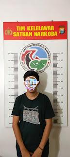 Polres Pelabuhan Makassar kembali menciduk Pelaku Narkoba di Tallo