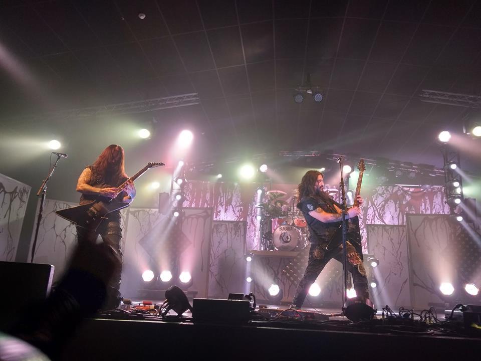 Sala Paris 15 Machine Head