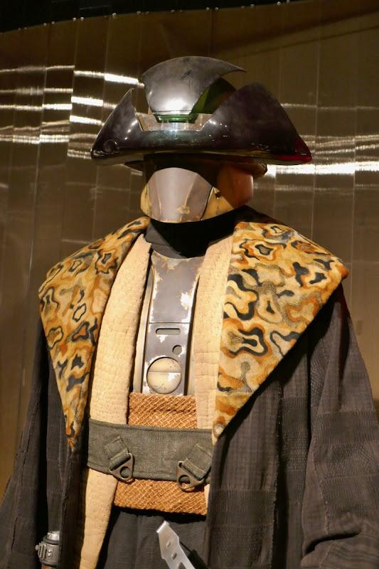 Star Wars Rise of Skywalker Lando Calrissian helmet