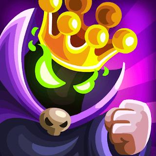 لعبة انتقام المملكة راش مهكرة جاهزة مجانا، الأحجار الكريمة + جميع الأبطال + الأبراج