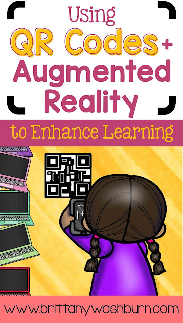 Using QR Codes and Augmented Reality to Enhance Learning