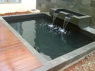 jasa tukang kolam ikan koi di madiun - tukang kolam