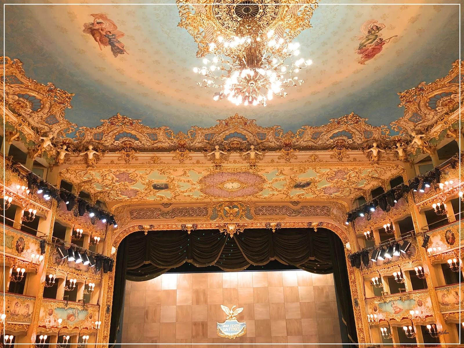 Veneza Teatro La Fenice