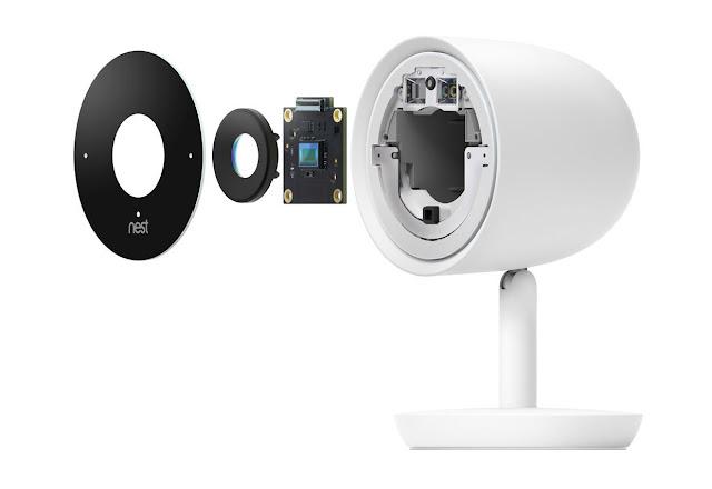 Nest Cam IQ Kamera Keamanan Dalam Ruangan Nan Cerdas