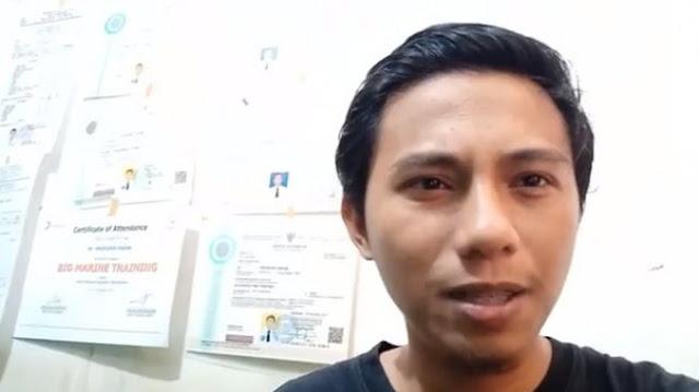 Pemuda asal Sulsel Ini Tagih Janji Jokowi Soal Gaji Pengangguran