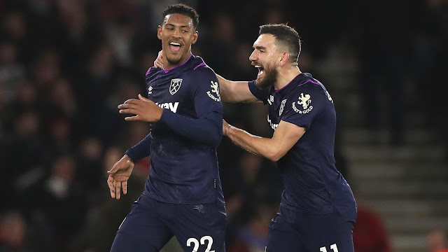 Southampton vs West Ham United Highlights