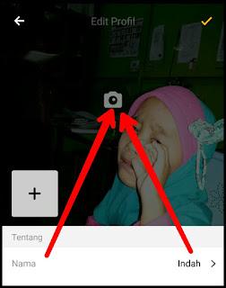 Cara Mengganti Foto Profil Game Hago 4