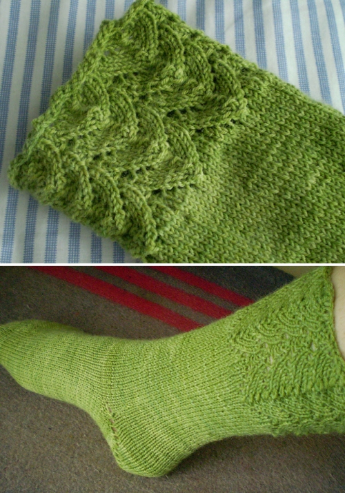 Kid Merino Socks - Free Knitting Pattern