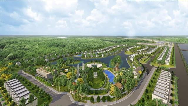 Siêu dự án biệt thự khu đô thị sinh thái thông minh Sunshine Heritage Resort Sơn Tây Phúc Thọ Hà Nội