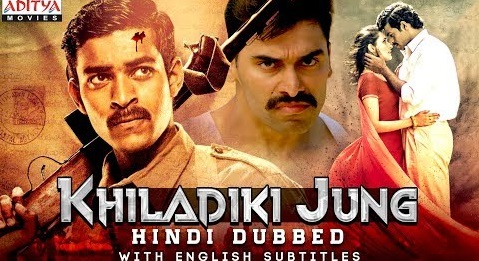 Khiladi ki Jung 2019 Hindi Dubbed 950MB HDRip 720p