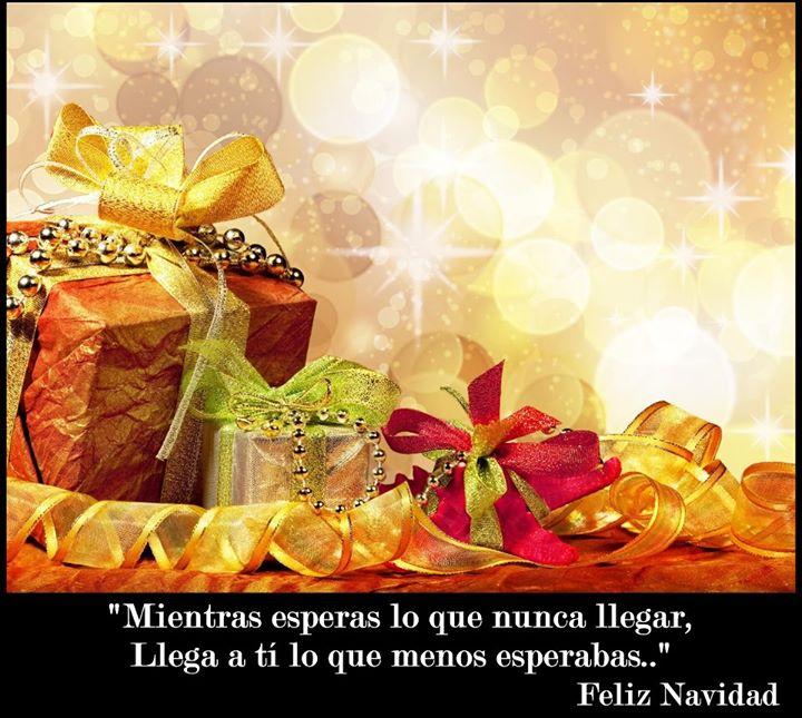 Nuestros  mejores deseos para ti: Feliz Navidad