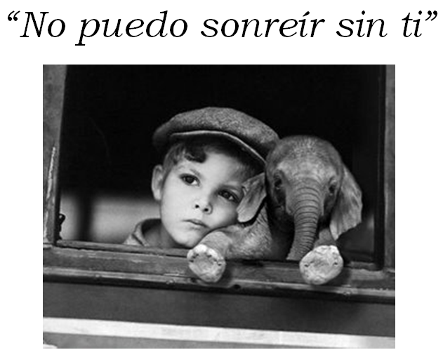 El blog de Marco Pea No puedo sonreir sin ti