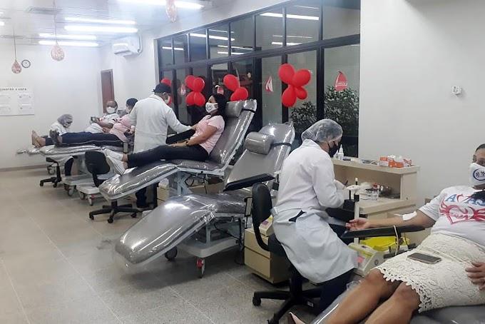 Hemopa em Santarém abrirá para coletas de sangue no sábado e domingo