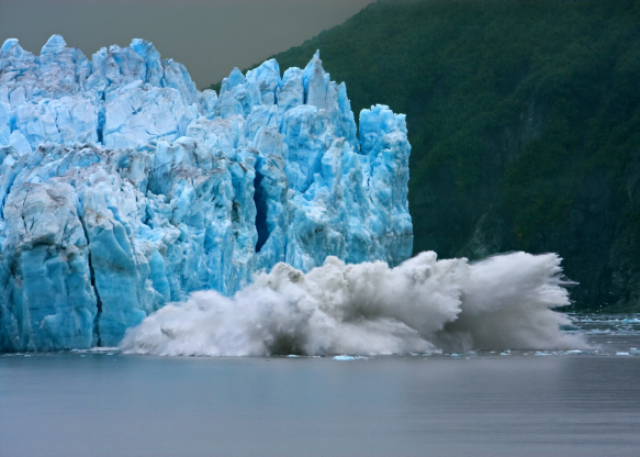 40 major glaciers in danger of melting