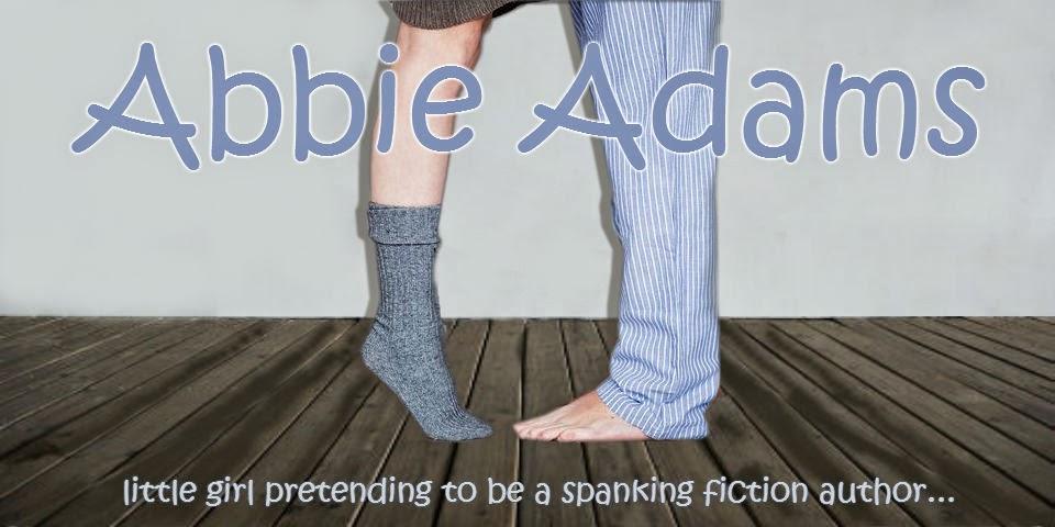 Spanking Author Abbie Adams