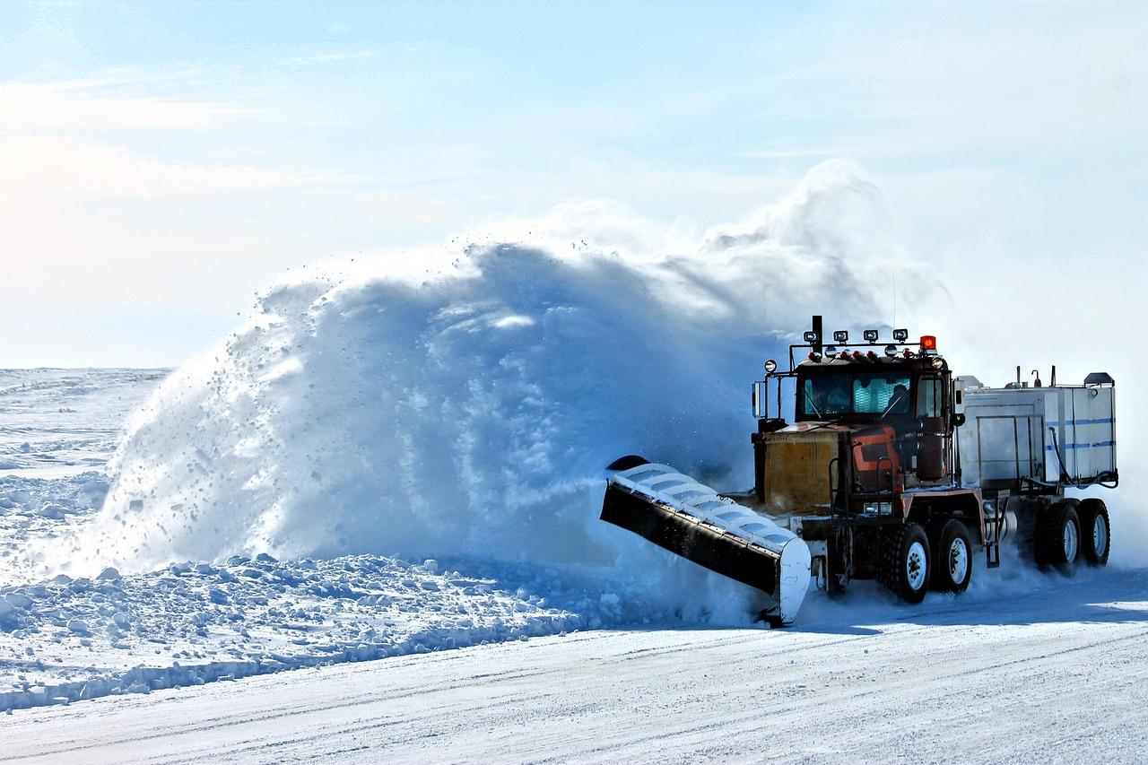 odśnieżarka do śniegu