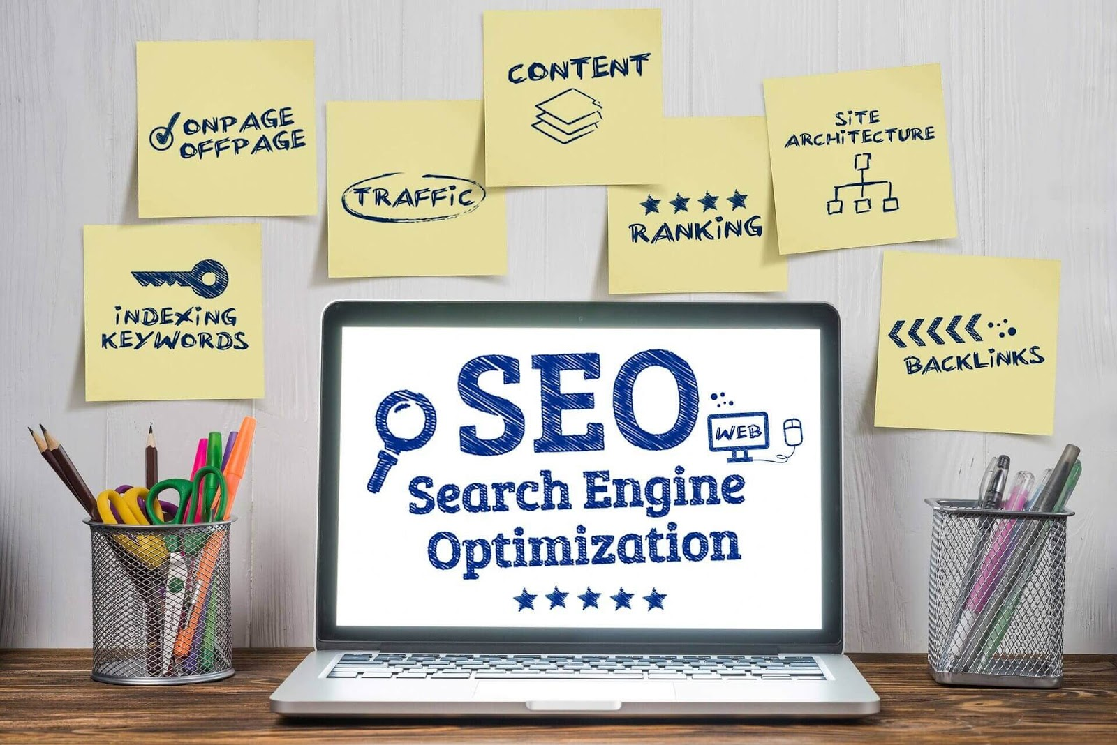 SEO Search Engine Optimization for beginners in 2020, on page SEO complete guide for beginners, This SEO tutorial article will help you understand what is SEO, why we need SEO, what is keyword research, how does a search engine work, on-page SEO, off-page SEO, Google algorithms, types of SEO, what is an ideal website architecture, what is local SEO, how to measure your SEO performance, and at the end there will be a short quiz to test your understanding on SEO. SEO, or search engine optimization, is the work that we do to make our websites more prominent in the major search engines, such as Google, Yahoo, and Bing. The more prominent our web pages are in the search engines, the more visitors and searchers will be exposed to our business information. To some businesses, this is the primary channel for gaining new customers. The ultimate goal is for your company's web pages to appear at the top of the rankings when people search for terms related to your business. It has become a fundamental part of online business prospects and there are several experts and gurus in the field.