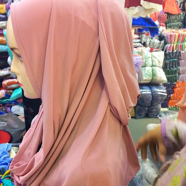 インドネシアのおしゃれヒジャブ