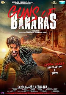 Download Guns of Banaras (2020) Hindi Movie 480p 720p HD