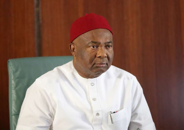 Imo State: Police Arrest 65-year-Old, Others For Allegedly Burning Uzodinma's Country Home