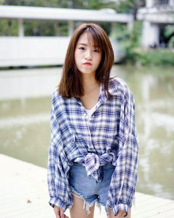 model baju korea ketujuh
