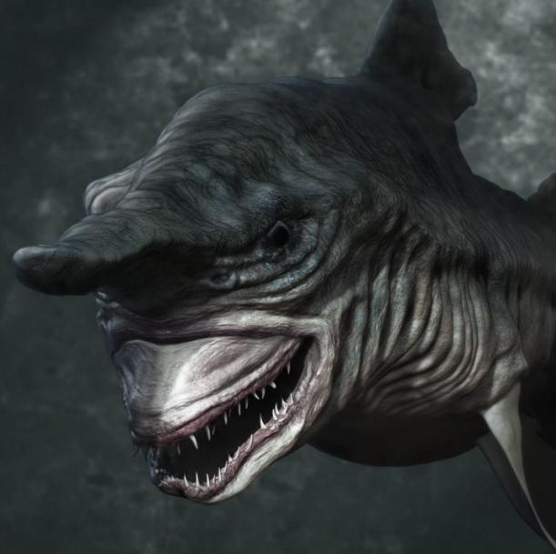Image result for goblin shark