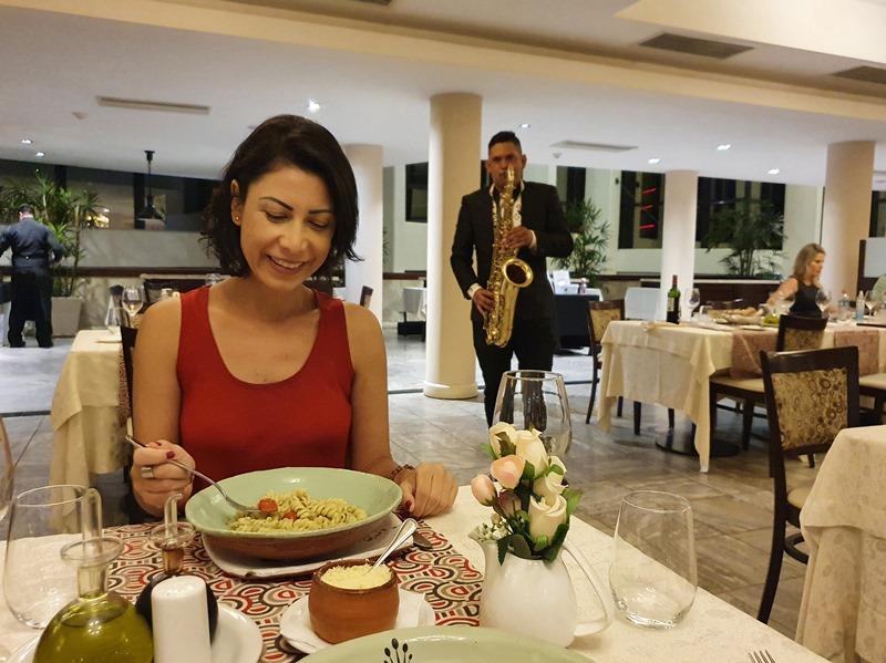 restaurante Casino Acaray Ciudad Del Este