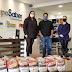 Truck Solidário Unicesumar arrecada cerca de 300 kg de alimentos