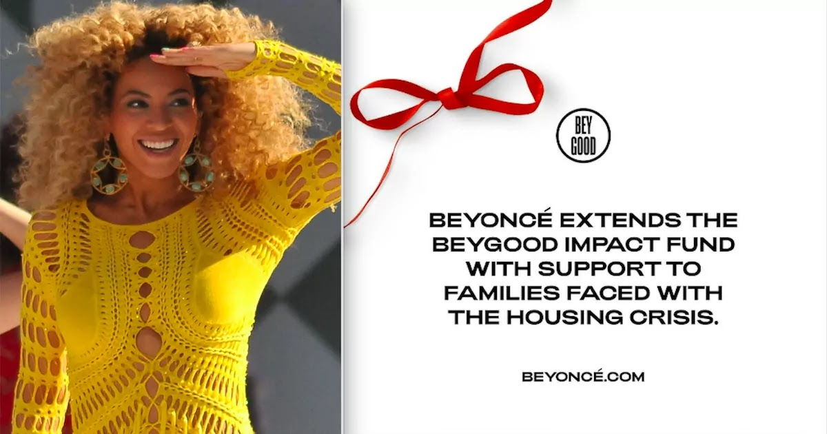 Beyoncé And The NAACP Are Providing $500,000 To Black Citizens Facing Eviction Due To The Ongoing Pandemic