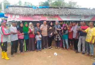 Berwisata ke Puncak Mandeh, Fakhrizal Disambut Masyarakat dengan Kebanggaan