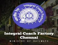ICF Staff Nurse and Lab Assistant Vacancy-Integral Coach Factory-Last Fate 17th May,2018