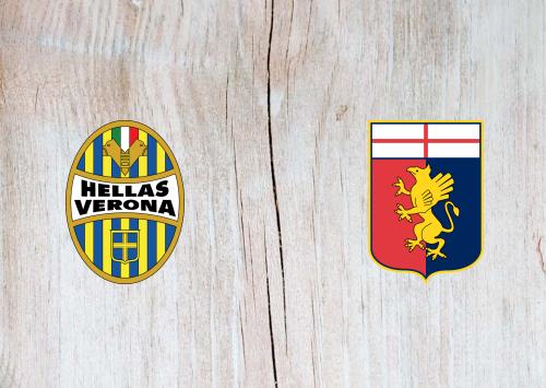 Hellas Verona vs Genoa -Highlights 12 January 2020
