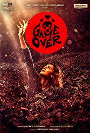 Game Over (2019) Full Movie Hindi HDRip 720p