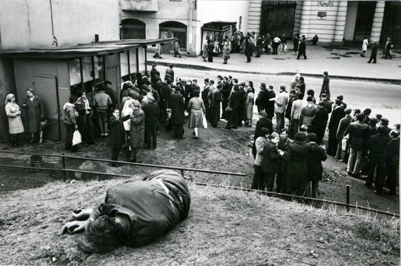 Очереди за водкой в СССР | Сухой закон в СССР