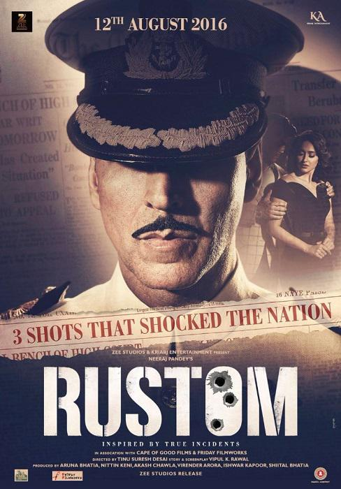 Rustom (2016) Movie Poster
