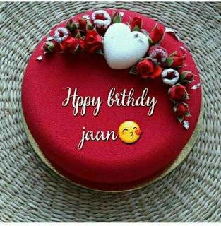 birthday cake images with hindi wish17