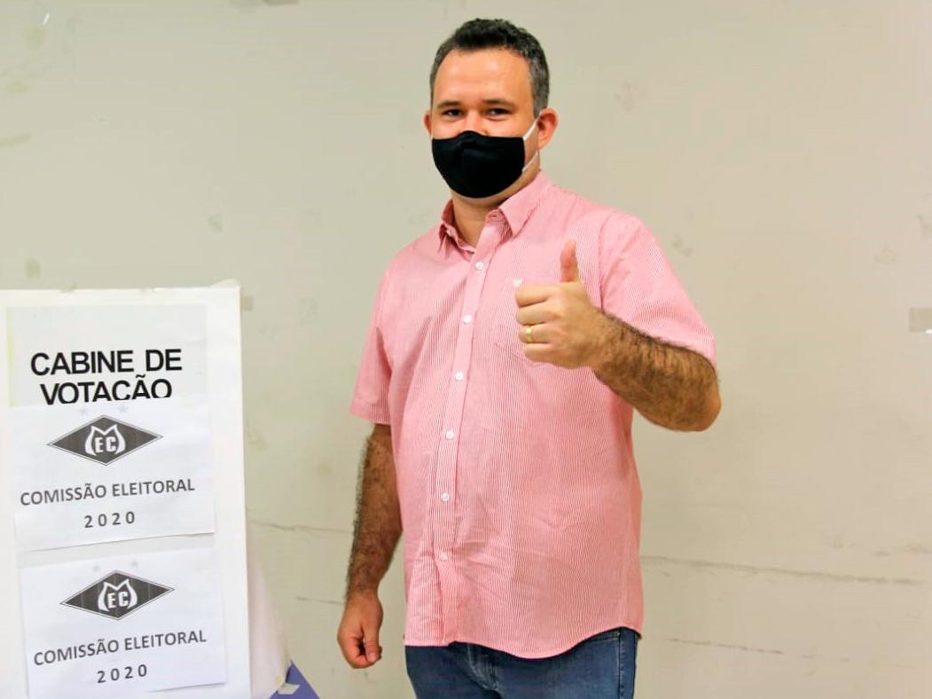 Presidente Vinicius Falcão