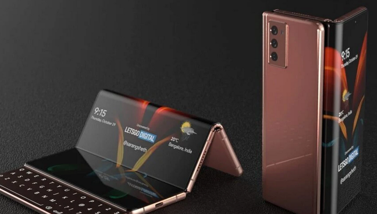 Tanggal rilis, harga, fitur, dan berita Samsung Galaxy Z Fold 3