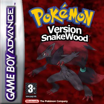 Pokemon SnakeWood GBA ROM Download