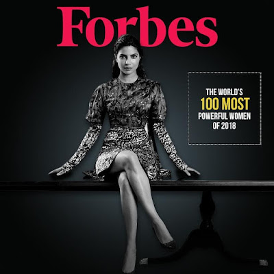 Priyanka Chopra named Forbes 100 most powerful women in the world for  2018