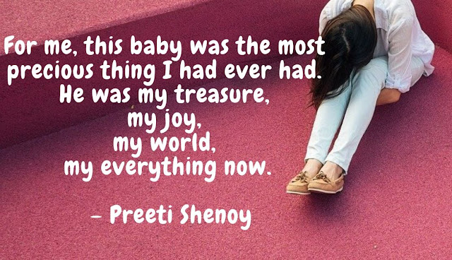 losing baby quotes from mom