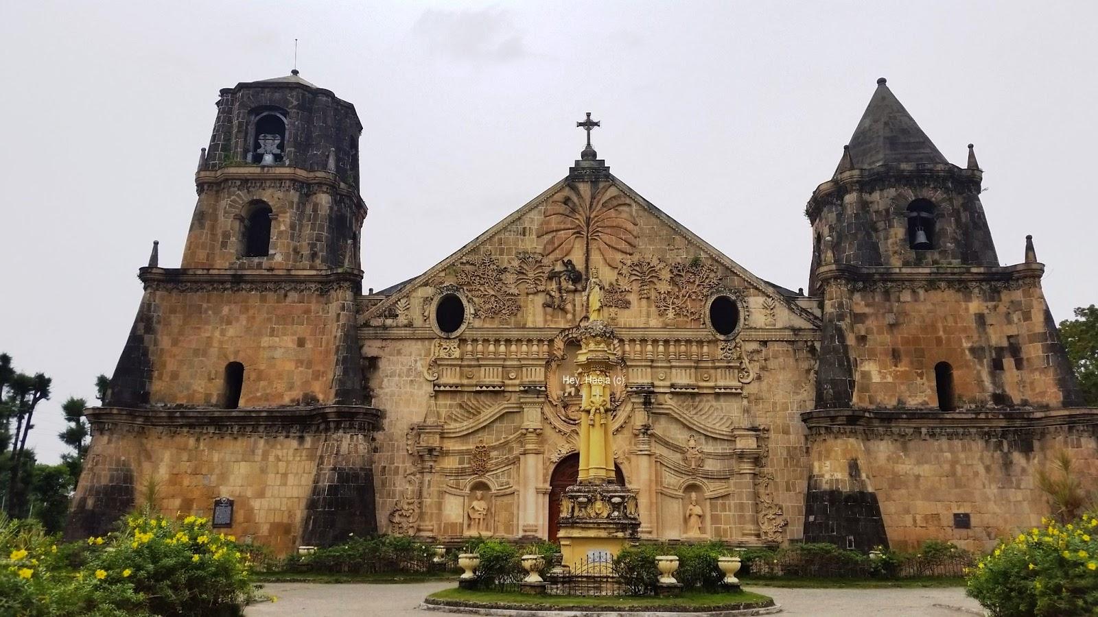 Miagao Church, Iloilo | (c) Hey, Haeja