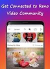 Reno Video Status: Share and Download Video Status