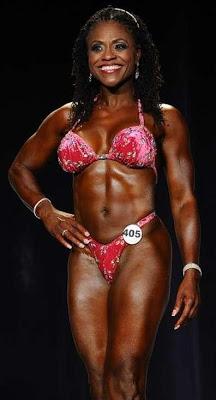 Black Female Bodybuilders 83