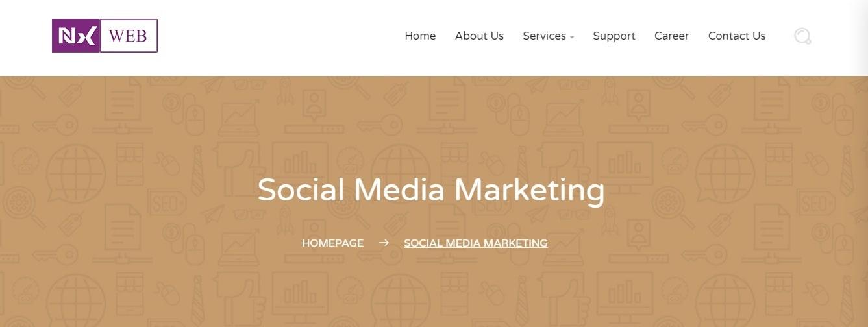 nxweb - Digital Marketing Company